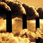 photo of coal-fired power plants